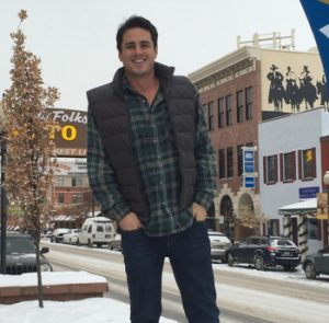 Image of software sales rep Ben Higgins from the Bachelorette