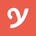 YPlan is one of the apps to simplify your life, and this is their logo.