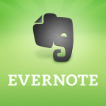 Evernote is the of the apps to simplify your life, and this is their logo.