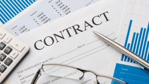 When you're starting a business, you'll need to know the right legal work to fill out, like this contract.