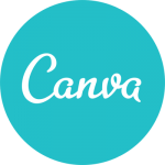 Canva is one of the best visual marketing tools.