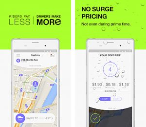 Fasten is one of the business ideas that lets you ride for less than Uber and Lyft.