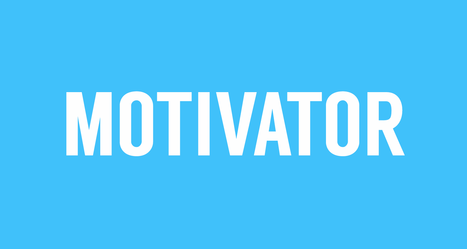 Our fourth trait of successful entrepreneurs is being a motivator.