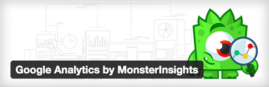 Google analytics by MonsterInsight